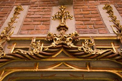 Poland, Cracow, Collegium Maius of Jagiellonian University