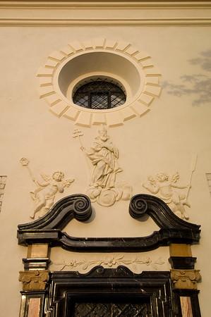Poland, Cracow, Saint Adalbert's Church