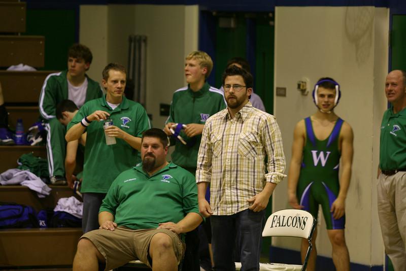 WHS wrestling dual meet 012