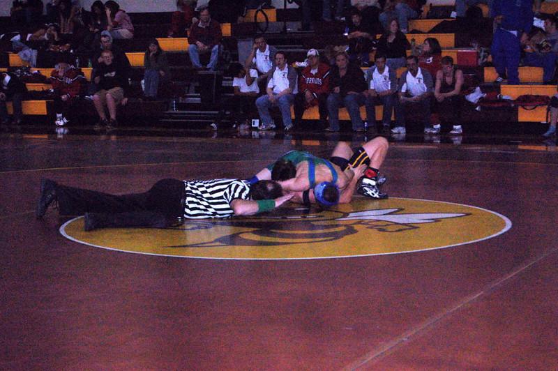 2007 Dec 1 Kyle White River Wrestling Tournament