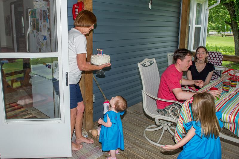 Kari's Birthday Celebration