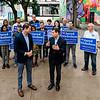 7 10 21 SRH Lynn Congressman Moulton endorses Nicholson for mayor 5