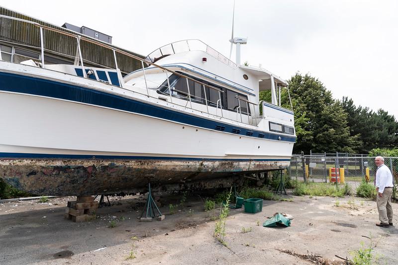 7 11 19 Lynn DPW boat 12