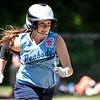 7 13 19 Burkett at Peabody LL softball 3