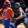 7 13 19 Burkett at Peabody LL softball 8