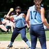 7 13 19 Burkett at Peabody LL softball 5