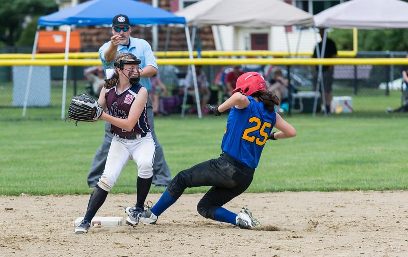 7 14 18 Lynn LL softball allstars 7