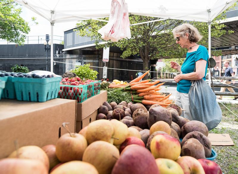 7 5 18 Lynn first farmers market of year 8