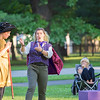 "The Cleveland Shakespeare Festival performed ""The Taming of the Shrew"" July 1 at James A. Garfield National Historic Site in Mentor. (Carrie Garland for The News-Herald)"