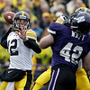 Iowa Northwestern Football
