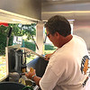 Carrie Garland — For The News-Herald <br> Jack Richardson's family has been serving up fresh fries and other food at Fairport Mardi Gras for more than 50 years.