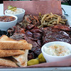 Kristi Garabrandt — The News-Herald <br> Gettin' Basted serves up pulled, pork, chicken, and brisket all barbecued along with fries, green beans, coleslaw and more.