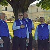 Paul DiCicco — The News-Herald <br> Classic Pops Quartet, from the Singers Club of Cleveland serenaded audiences during the Wickliffe Bicentennial event on July 15, 2017.