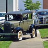 Paul DiCicco — The News-Herald <br> NEO (Northeast Ohio)Model A Club arriving with their whole membership to help celebrate the City of Wickliffe's Bicentennial on July 15, 2017 at Wickliffe City Hall.