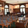 Paul DiCicco — The News-Herald <br> Currently the Wickliffe City Council Chambers, this room served as the living room for the Coulby family prior to the city purchase, when it was converted to Wickliffe City Hall.