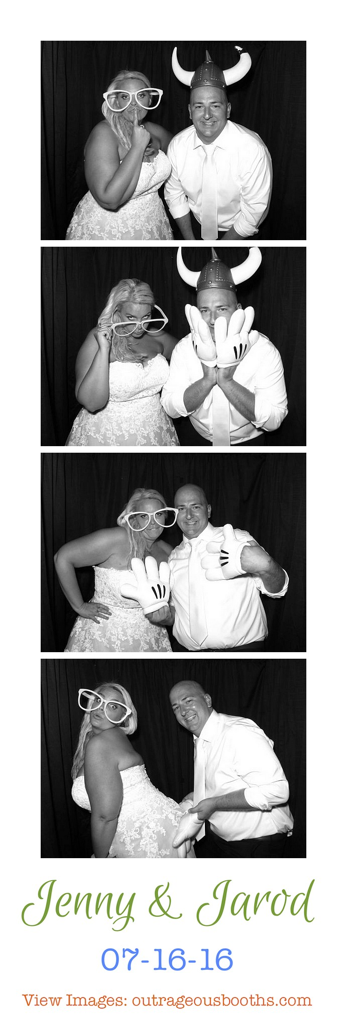 07-16-16 Jenny & Jarod