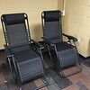 David S. Glasier - The News-Herald<br /> Home clubhouse, zero-gravity chairs