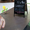 Submitted <br> The plant-based Pokemon Bellsprout, #69, was found at South Park Mall by user Ariell Mullins of Cleveland