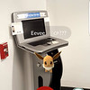 Submitted <br> Eevee, #133, was found at the Cleveland Clinic main campus by Ariell Mullins of Cleveland.