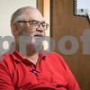 Sam Buckner for Shaw Media.<br /> Russell Runge of Genoa sits down for an interview on Monday July 24, 2017 to talk about his experiences leading up to and after his DUI charge. Runge attends meeting at the DUI Counseling Center in Sycamore where he is no longer court ordered to attend but still shows up to show support for the other group members.