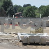 Work continues at the site of the new Northwestern Medicine health and wellness center. An agreement with the city of DeKalb allowing access to city stormwater systems and public right of way options was approved during Monday's City Council meeting.
