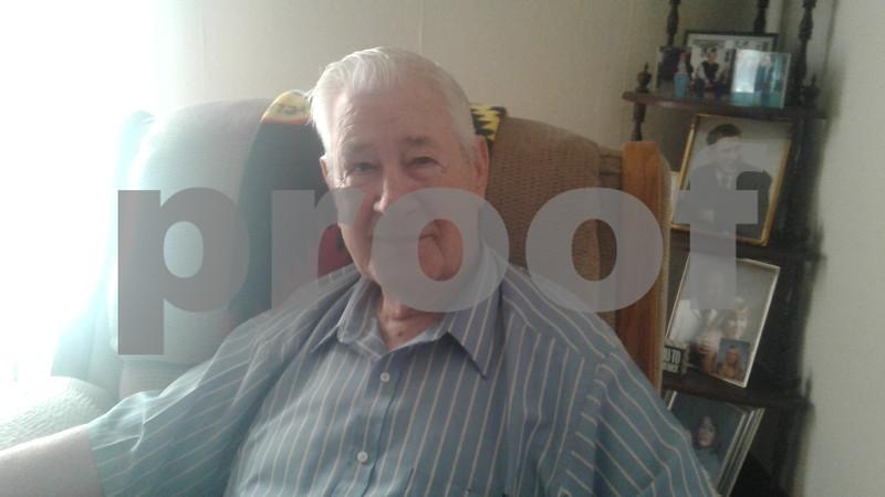 Harold Pippin, 88
