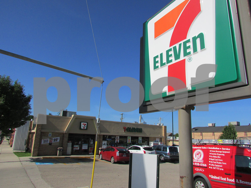 Business continues at 7-Eleven, 404 W. State St., Sycamore, Tuesday morning after an armed robbery took place at the 24-hour business about 11:20 p.m. Monday.