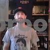 Michael Burton, manager at Hink's Bar & Grill, 123 S. California St.