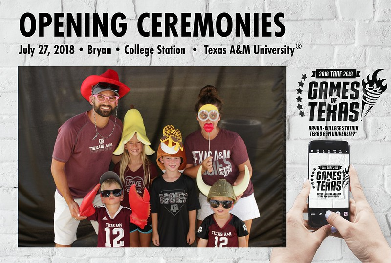 072718 - City of College Station Games of Texas