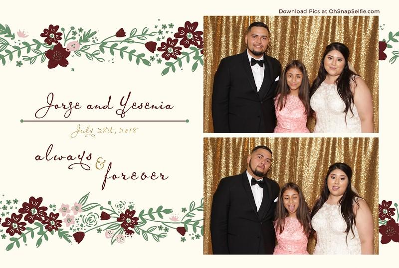 072818 - Jorge + Yesenia