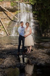07/30/17 Silver Falls State Park Wedding