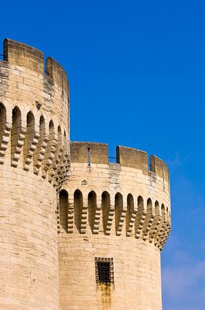 Europe, France, Provence, Villeneuve-Les-Avignon,  Fort St_Andre