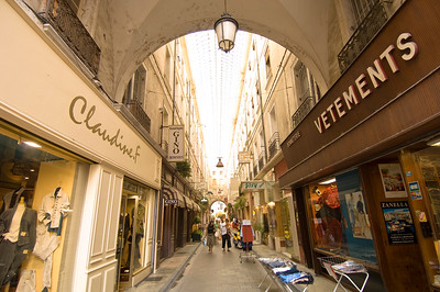 Europe, France, Provence, Carpentras, Le Passage Boyer