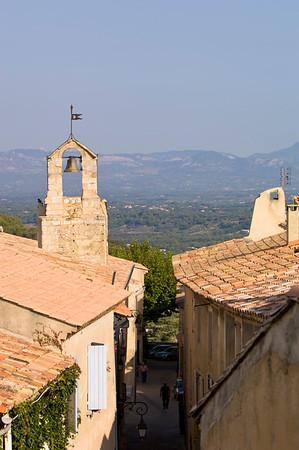 Europe, France, Provence, Venasque
