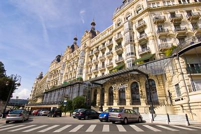 Europe, France, Provence, Nice , Cimiez, Hotel Regina Building
