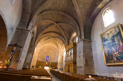 Europe, France, Provence, Frejus, Cathedral