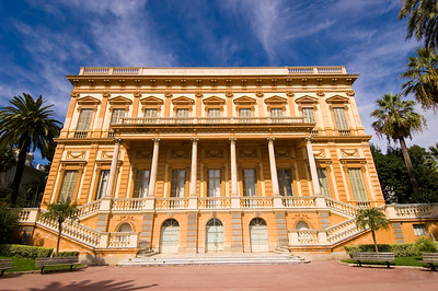 Europe, France, Provence, Nice, Musee des Beaux Arts