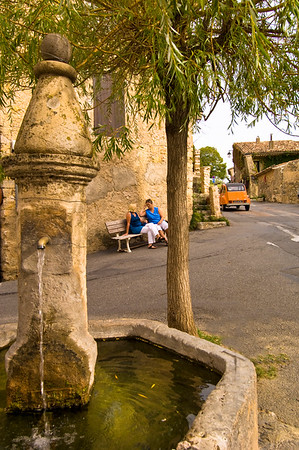 Europe, France, Provence, Tourtour