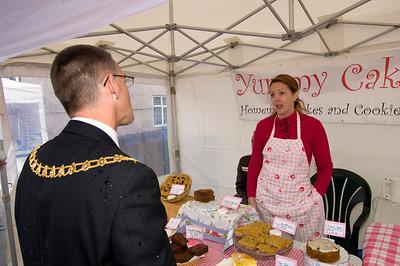 Acton Food Festival, Acton, W3, London, United Kingdom