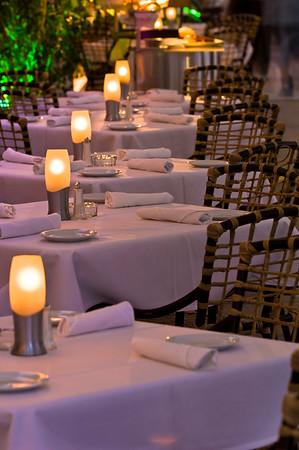 United States Of America, Florida, Miami, South Beach, Ocean Drive, restaurant