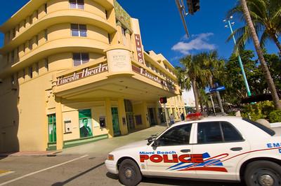 United States Of America, Florida, Miami, South Beach, Lincoln Road