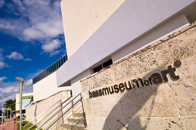 United States Of America, Florida, Miami, South Beach, BASS museum of Art