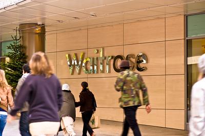 Westfield Shopping Centre, White City Development, London, United Kingdom