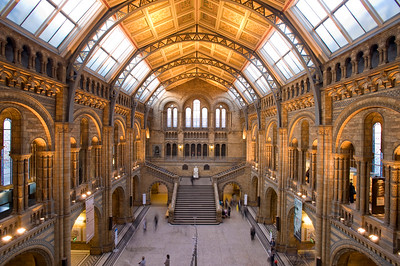 Natural History Museum, London, United Kingdom