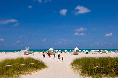 Beach, South Beach, Miami, Gold Coast, Florida, United States of America