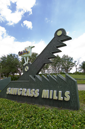 Sawgrass Mills Mall, Fort Lauderdale, Gold Coast, Florida, United States of America