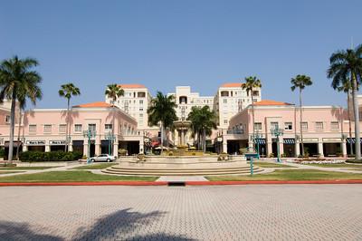 Mizner Park, Boca Raton, Gold Coast, Florida, United States of America
