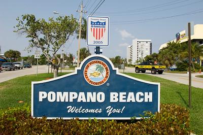 Pompano Beach, Gold Coast, Florida, United States of America