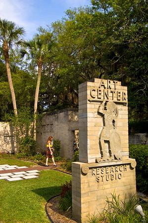 Maitland Art Center, Meitland, Orlando  Florida, United States of America