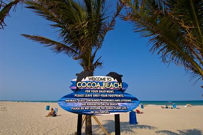 Cocoa Beach, Gold Coast, Florida, United States of America